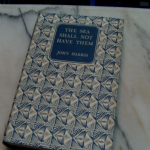 Companion book club THE SEA SHALL NOT HAVE THEM by John Harris 1956 @sold@